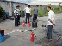 2012年学校消防演练总结