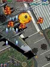 ElementsInteracrive Blazar VGA 飞行射击游戏