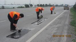 养路工区2012年工作总结