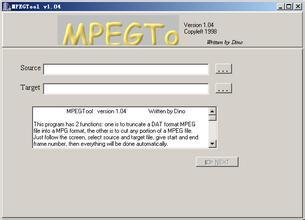 MPEGTool