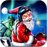 圣诞老人轰炸机...