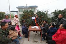 大学生村官进村入户宣讲个人总结