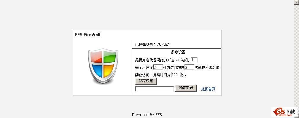 FFS Firewall