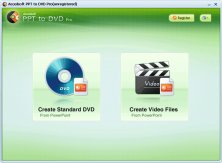 Acoolsoft PPT to DVD Pro