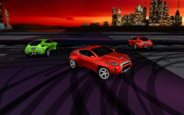 3D Desktop Cars Screen Saver For Mac 1.0.2