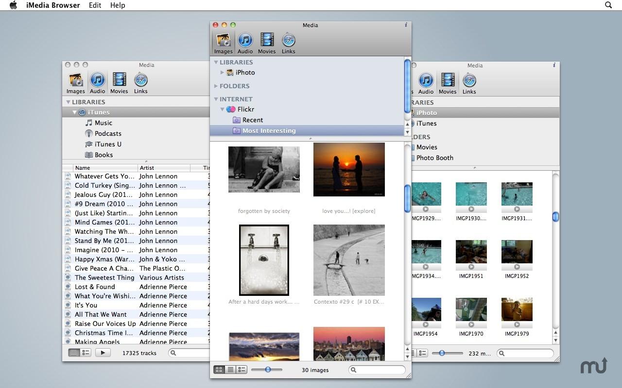 iMedia Browser