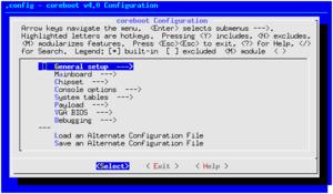 LinuxBIOS(CoreBoot)