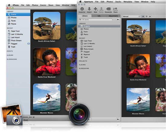 Apple iPhoto Up...