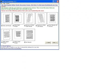 MB Free Graphology Software