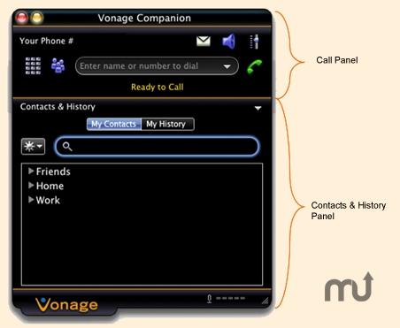 Vonage Companion