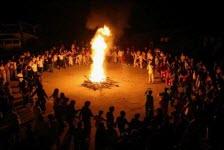 篝火晚会策划书范文