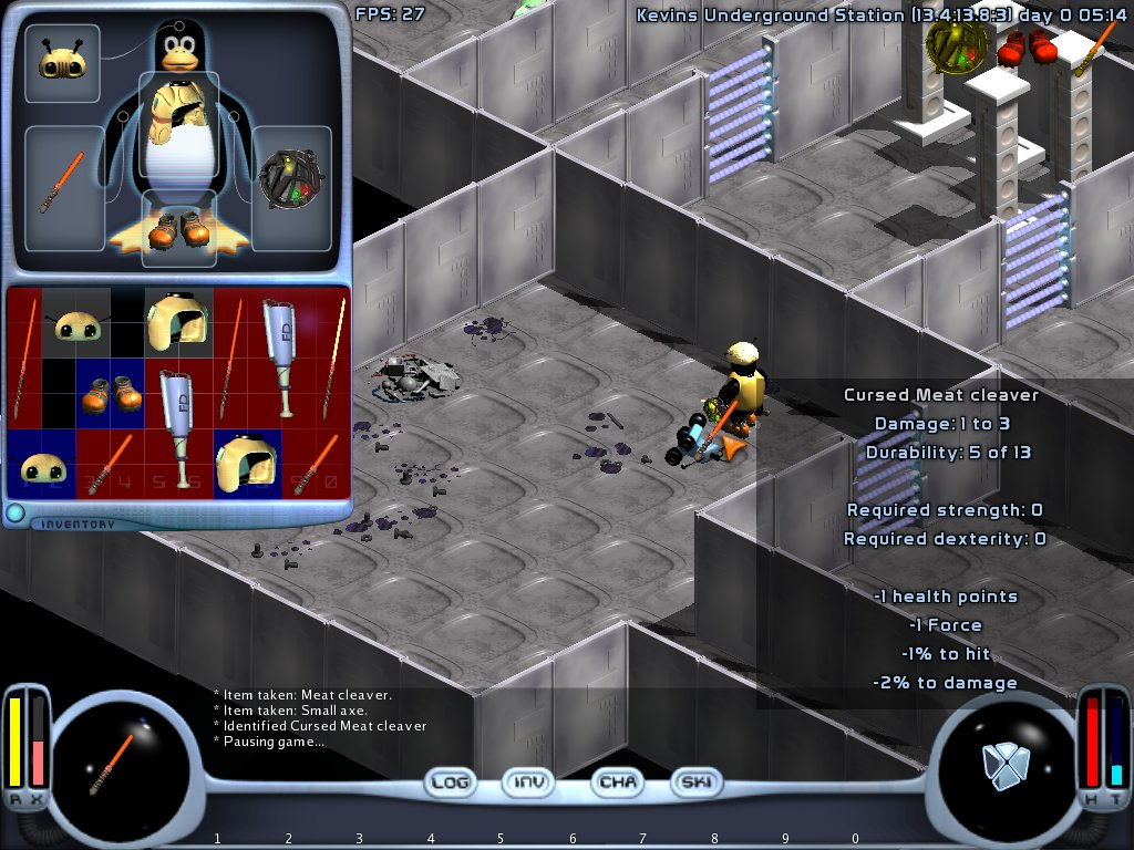 Freedroid RPG
