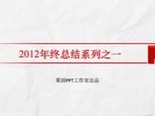 2011年工作总结报告模板