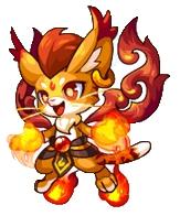 火焰洛克人