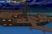 逃出海盗船