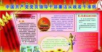 学习贯彻《中国共产党党员领导干部廉洁从政若干准则》活动方案