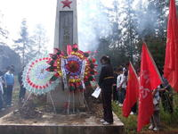 祭扫烈士墓活动总结