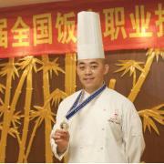 食堂大厨2012年度工作总结