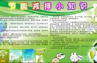 家庭环保节能倡议书范文
