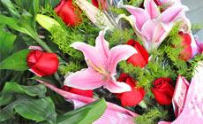 鲜花配送合作协议书范文