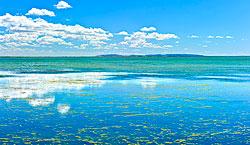 内蒙古达里诺尔湖导游词