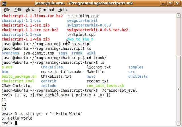 ChaiScript 5.3.1