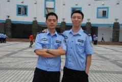 2012年警校年终工作总结