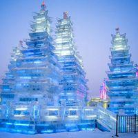 哈尔滨-冰雪大世界导游词