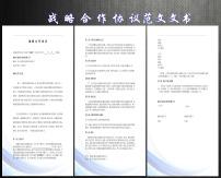 网站项目合作合同范文