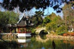 上海醉白池导游词