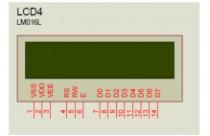 LCD模块测试程序