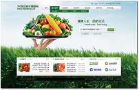 农业产品企业网站管理系统 1.0