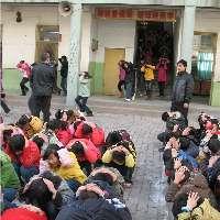 2012年小学防震演练总结