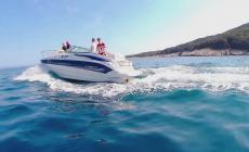 3D屏保之海湾游艇与海浪