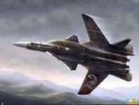 黑鹰战斗机