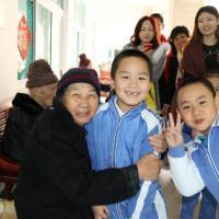 2012年中秋节敬老院活动总结
