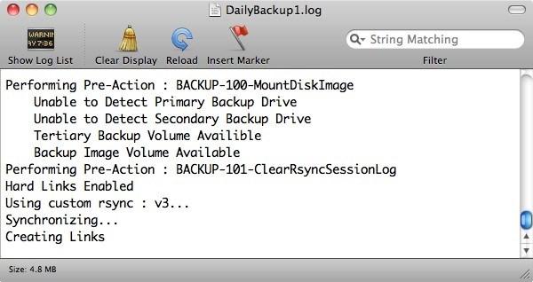LBackup 0.9.8r5