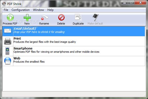 Apago PDF Shrink