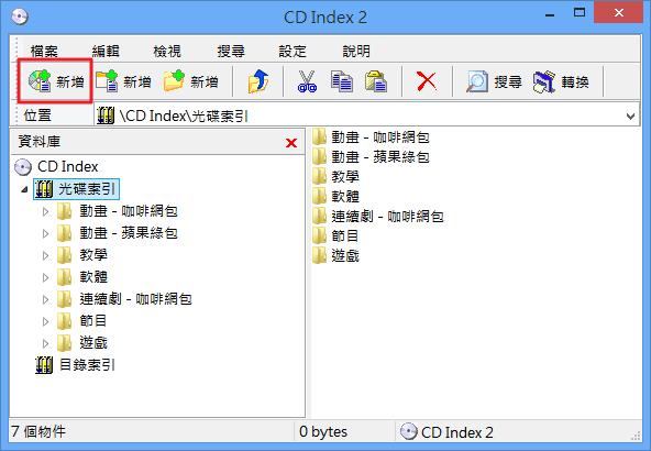 CDindex