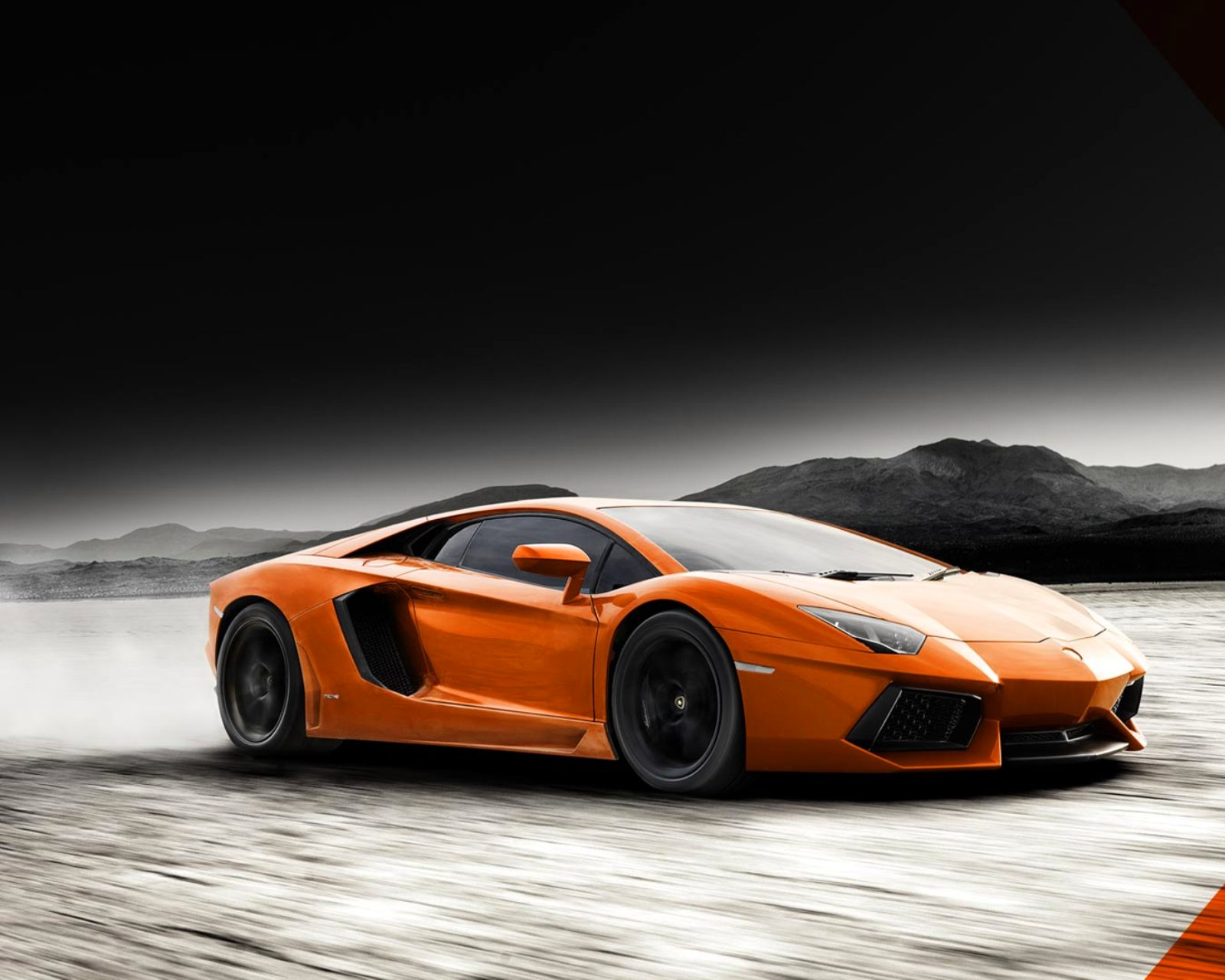 Lamborghini Screensaver