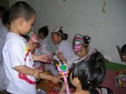 幼儿园社区活动小结