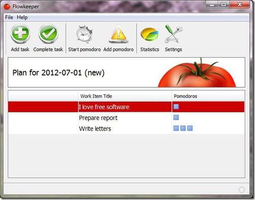 Pomodoro Desktop