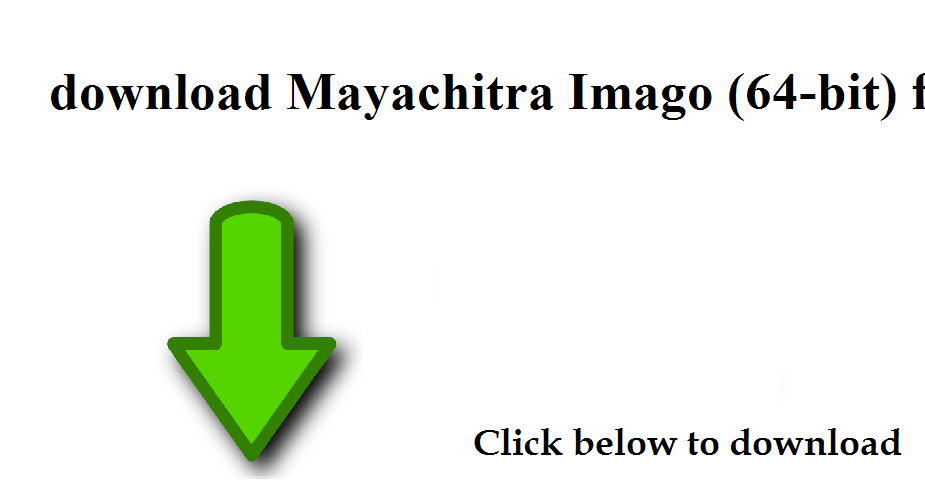 Mayachitra imago(64bit)