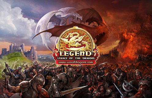 Legacy of the Dragons 免费版