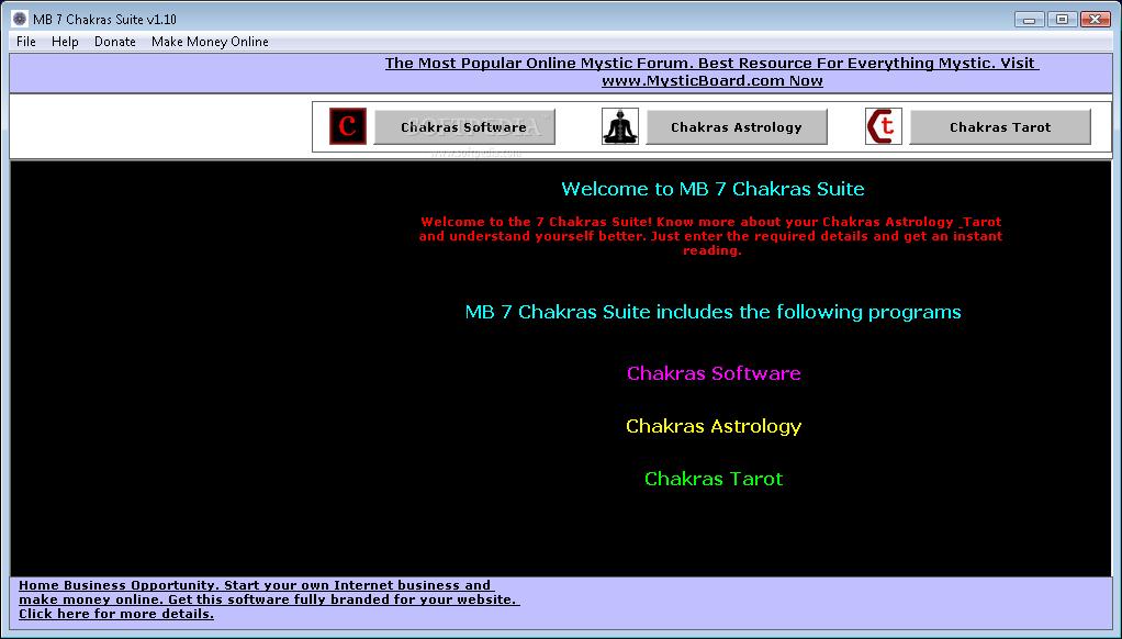 MB 7 Chakras Suite