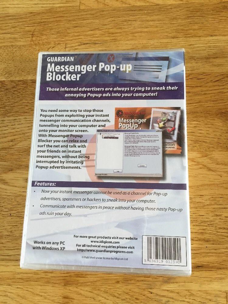 Messenger Popup Blocker