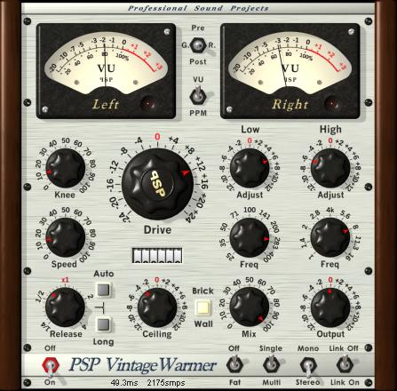 PSP VintageWarmer 2