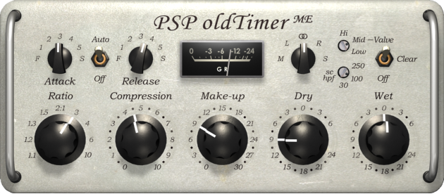 PSP oldTimer