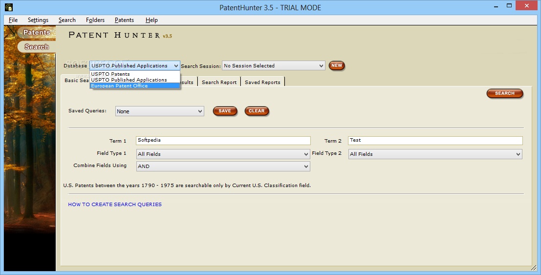PatentHunter 3.5.33