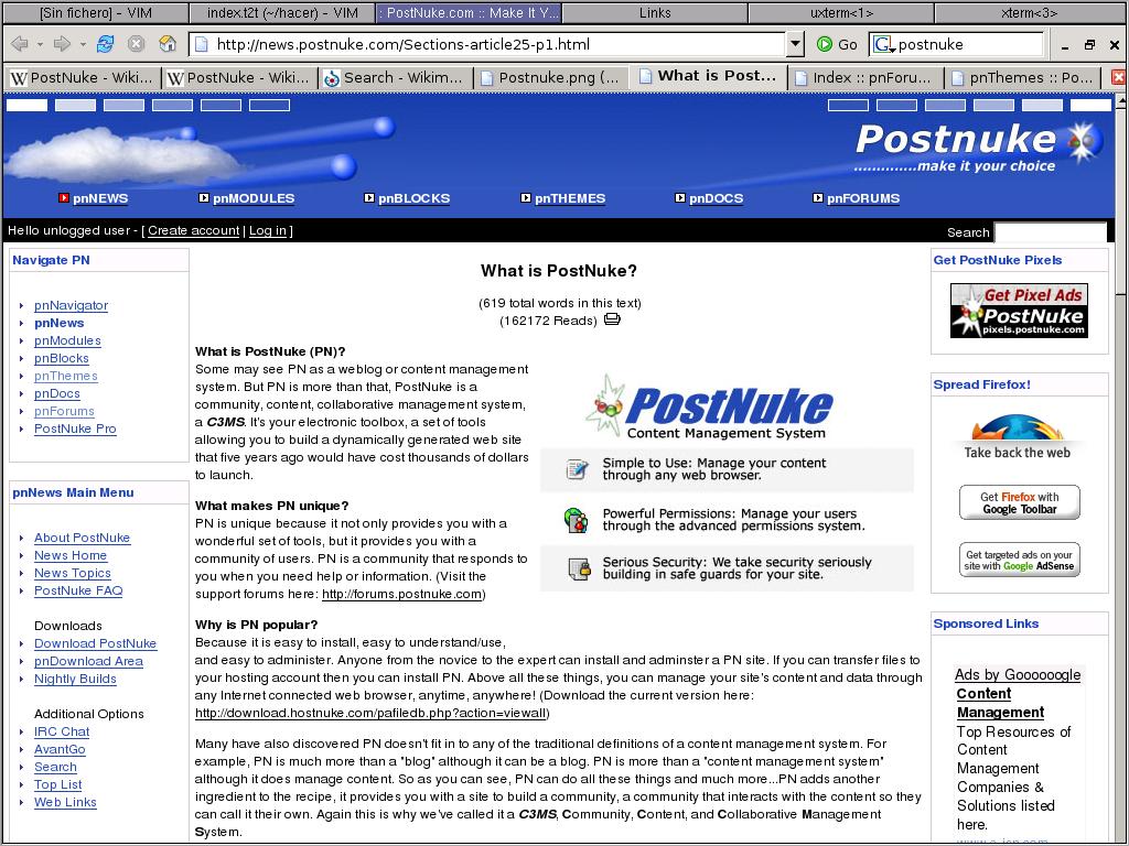 PostNuke